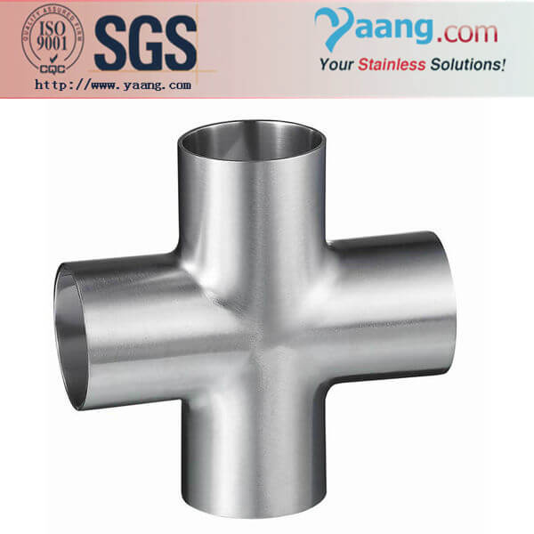 Dairy Pipe Fittings Stainless Steel -AISI 304,316,316L,1.4301,1.4404 Stainless Steel