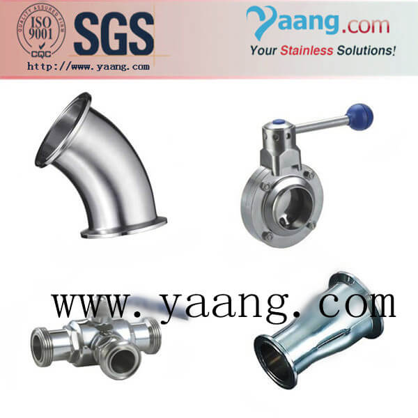 Hygienic Stainless Steel Fittings