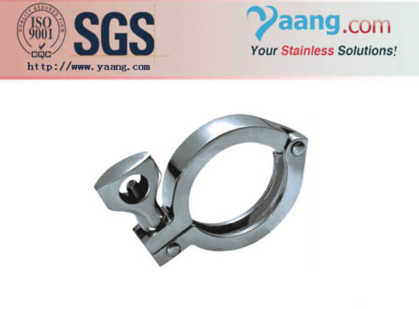 Sanitary Stainless Steel Clamp-Tube Fittings--Quick Series