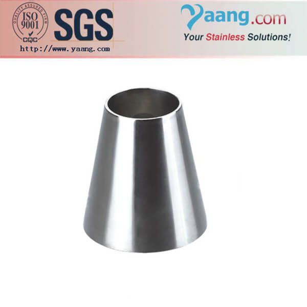 Sanitary Stainless Steel Reducer-Tube Fittings