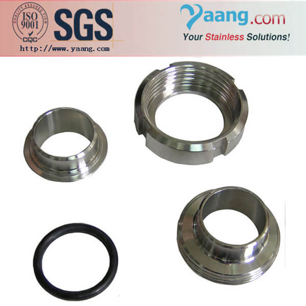 Sanitary Welding Liner -DIN,3A,SMS,ISO,BPE,IDF etc.