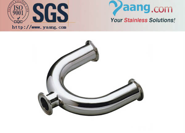 Stainless Steel Sanitary Clamped Tee