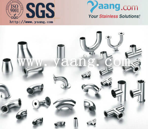 Stainless Steel Sanitary Fittings Welding Type