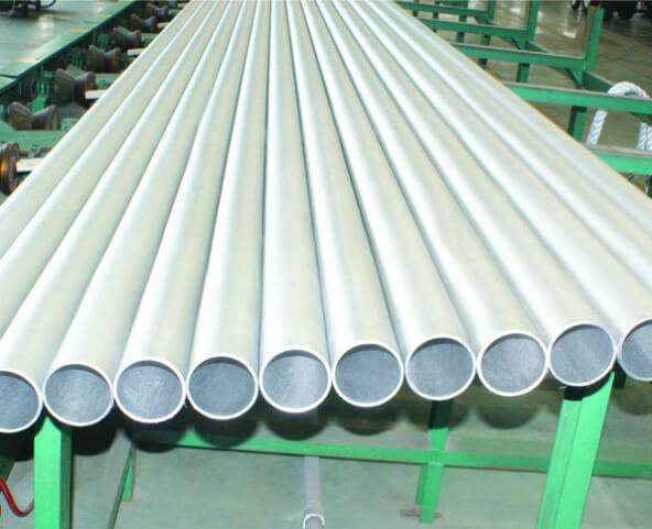 Stainless Steel Seamless Welded Pipe 316/316L Cold Drawn
