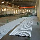 Bright Annealed Seamless Stainless Steel Tube TP304H/TP304N Round Piping