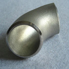 Butt Welded Pipe Fitting Stainless Steel Elbow