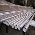 Cold Drawn Austenitic Stainless Steel Pipe/Tube TP310s Thin Wall Round Shaped