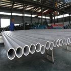 Cold Drawn Cold Rolled TP304 Stainless Steel Pipe For Chemical Application
