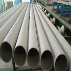 Cold Drawn Super Duplex Stainless Steel Pipe UNS S32750/S32760 For Petroleum