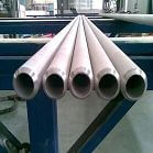 DIN 17459/DIN 17458 Seamless Stainless Steel Pipe Circular Austenitic SS Pipes