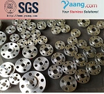 Different type flanges A105