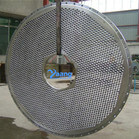 Duplex Stainless Steel 2205 Tube Sheet 30mm Thickness Use For Heat Exchanger