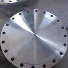 Duplex Stainless Steel Blind Flange F51/2205/S31803/1.4462/F53/2507/S32750/1.4410/F55/S32760