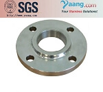 Duplex Steel A182 F51 Threaded Flange