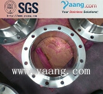 Duplex steel A182 F44 flanges