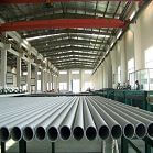 EN10216-5 1.4301 1.4307 1.4401 1.4404 1.4571 1.4438 Stainless Steel Seamless Tube