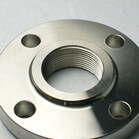 Excellent Service International Market Stainless Steel Threaded Rf Smooth Flange