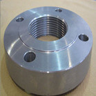 F304L F316 F316L Stainless Steel Threaded Flange