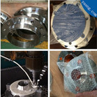 Factory Of 304 316L 321 Stainless Steel Flanges