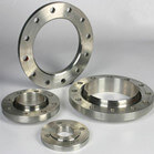 Forged Weld Neck/Slip On JIS 10K Stainless Steel Flange