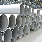 GB/T13296-91 Large Diameter Seamless Stainless Steel Pipe 309S 18inch/20inch Schedule 160
