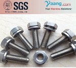Hastelloy C276 Bolts and Nuts