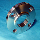 Heavy Duty Stainless Steel Forged Slip-On Welding Flange
