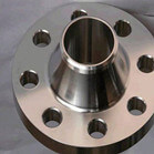 Heavy Load Asme B16.5 Stainless Steel Weld Neck Flange