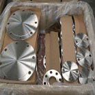 Heavy Load Stainless Steel 316 Blind Flange