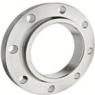 High-Duty Galvanized Threaded Flange