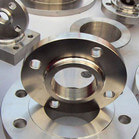 High-Duty Stainless Steel Threaded Orifice Flange