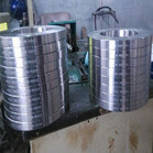 JIS 10K A182 Stainless Steel F317L Flanges