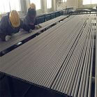 JIS Precision Thin Wall Stainless Steel Tubing Cold Rolled SS Seamless Tube