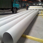 Round Welded Stainless Steel Tubing, ASTM A554 Large Dimaer Water Pipe