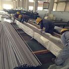 S31803/S31500 Duplex Stainless Steel Pipe , Aneanled Steel Seamless Pipe