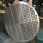 SS 904L FLoating Tube Sheet OD: 934MM THK: 76MM Use For Heat Exchanger