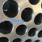 SS 904L Tube Sheet/Tube Plate OD: 967MM Use For Heat Exchanger