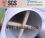 SS316L Welded Pipes to ASTM A312