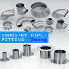 STAINLESS STEEL PIPELINE INDUSTRY BUTT-WELDING PIPE FITTING/ELBOW/TEE/REDUCER/CROSS/CAP/STUB END/FLANGE