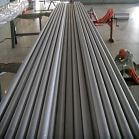 Seamless 304 Stainless Steel Pipe Cold Rolled For Petroleum , Thick Wall