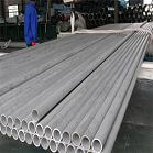 Seamless Duplex Stainless Steel Pipes ASME A789 A790 A450 A530 For Fluid Transportation