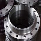 Seamless Stainless Steel Flanges , Threaded Pipe Flange BS EN 1092-1 PN16