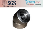 ASTM A105N Forged 45D Elbow
