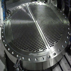 Stainless Steel 304 Fixed and Floating Tube Sheet Use For Heat Exchanger