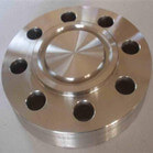 Stainless Steel 347H Blind Flange