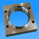 Stainless Steel A286 (UNS S66286) Square Flange