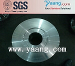 Stainless Steel ASME B16.5 Slip On Welding Flange RTJ
