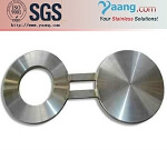 Stainless Steel & Alloy Steel & Carbon Steel Spectacle Spacer Flange