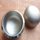 Stainless Steel Pipe Cap manufacturing