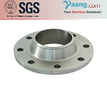 Stainless Steel Weld Neck Flange SCH40S